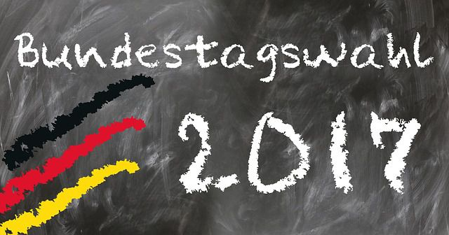 Bundestagswahl 2017 am 24. September, pixabay, CC0